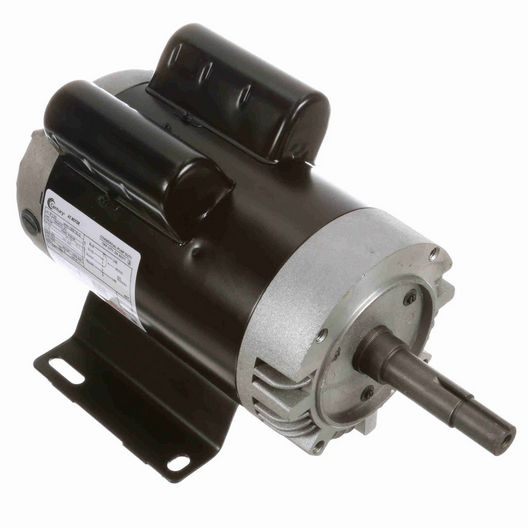 Industrial 182JM Horizontal 3 HP Close-Coupled Pump Motor, 13.4A 230V