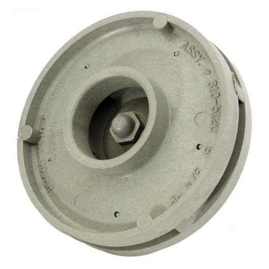 Impeller, 3/4HP Full