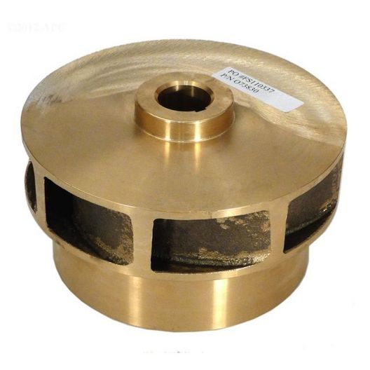 Pentair - Impeller, 10HP, Hi-Hd Chk-100 - 601205