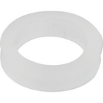 Hayward - Washer, 1/2in. OD, 3/8in. ID, 1/8in. Thick, Polyethylene - 601480