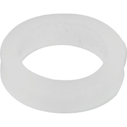 Hayward - Washer, 1/2in. OD, 3/8in. ID, 1/8in. Thick, Polyethylene