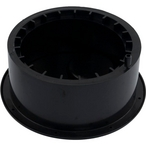 Filter Niche, W/2 Cup Lid and Screws, Black