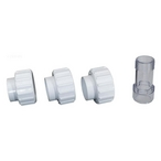 Union Coupling Package Pack of 3
