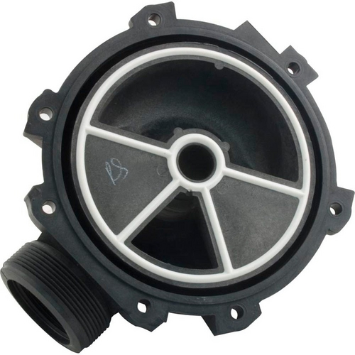 Pentair - Plug and Cover Assembly (Gauge Not Included)