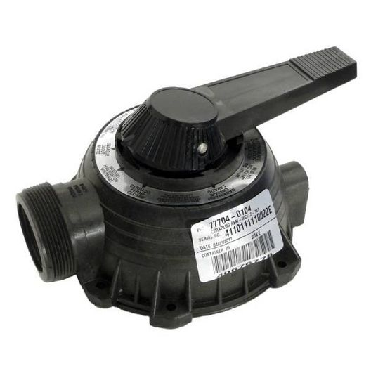 Pentair - Plug and Cover Assembly (Gauge Not Included) - 602012