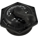 Pentair - Top Assembly (Lid, Handle, Rotor) - 602078