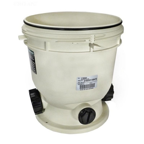 Pentair - Tank Bottom for Clean & Clear 50/75 sq. ft.
