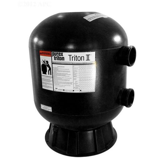 Filter Tank with Foot Tr40