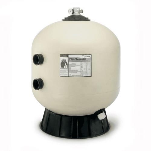 Pentair - Filter Tank with Foot Tr100C