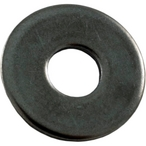 Washer, 9/16in. OD, 7/32in. ID, 1/16in. Thick, SS