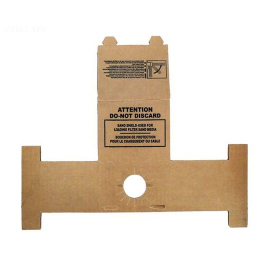 Hayward  Sand Shield (Cardboard)