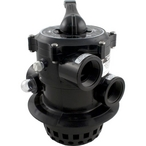 Praher - Valve, Top Mount. Flanged- - 602807