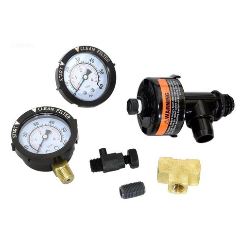 Pentair - Gauge Assembly, Complete