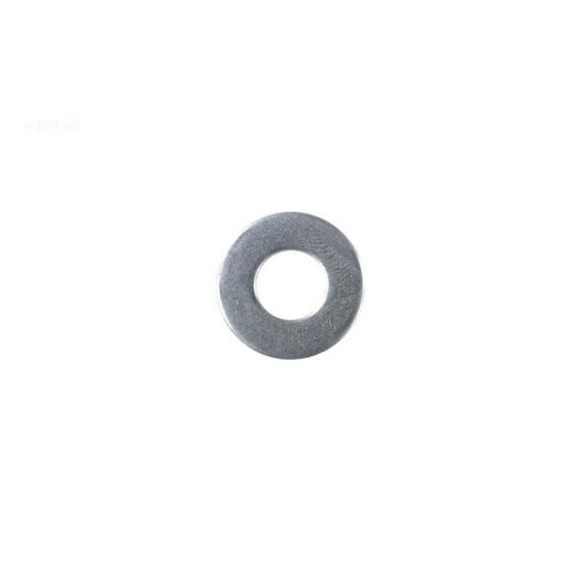 Washer, 3/4in. OD, 3/8in. ID, 1/16in. Thick, SS
