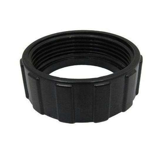 Union Valve Nut, Black