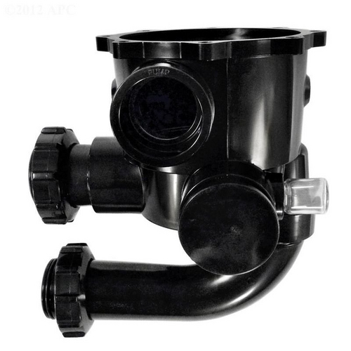 Hayward - Valve Body with Gasket and Sight Glass