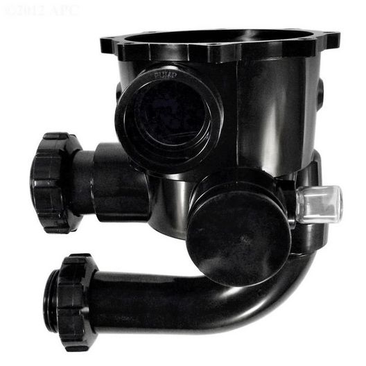 Hayward - Valve Body with Gasket and Sight Glass - 603342