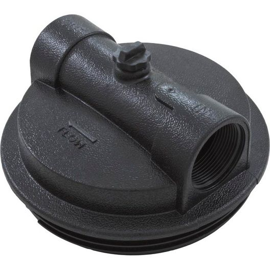 Cover with Bypass and Plug, 1-1/2in. FPT