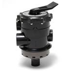 "SP071621 Multiport Vari-Flo Control 2"" FIP Valve Top Mount, Black"
