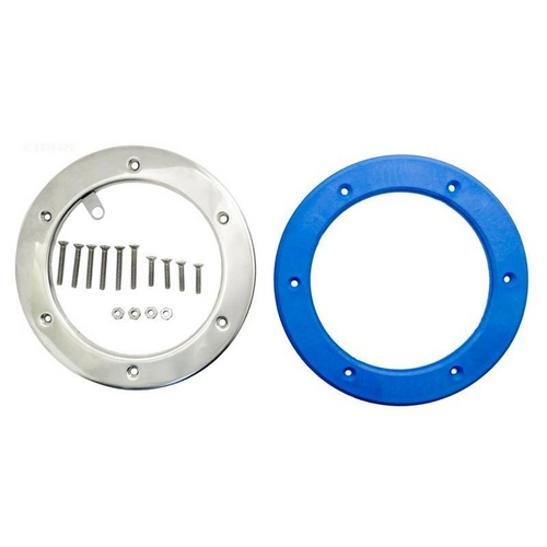 Pentair - Trim Ring - Stainless Steel with Gasket