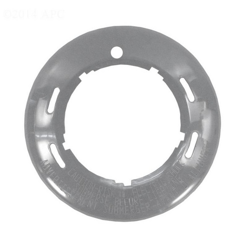 Pentair - Face Ring, Color Adapter Grey