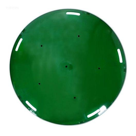 Color Lens, Green