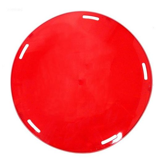 Color Lens - Red