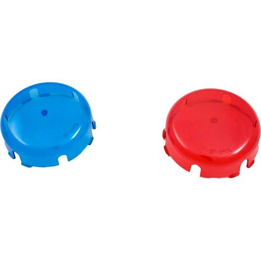 Blue & Red Replacement Lens Cover Kit
