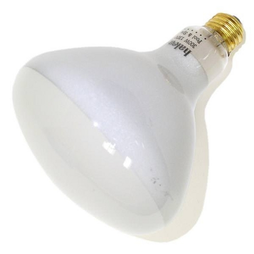Halco Lighting - Replacement Amerlite Bulb 300W, 120V, R40 Base