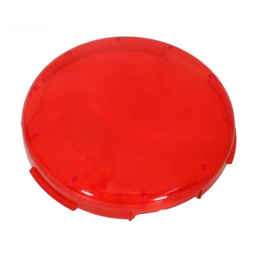 Pentair - Lens Cover, Kwik-Change (Red)