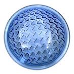 Lens - Blue
