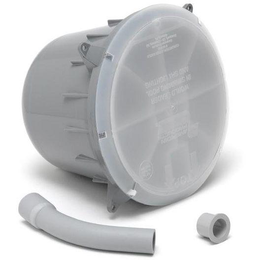 79206700 Large Plastic Niche for Concrete Installation