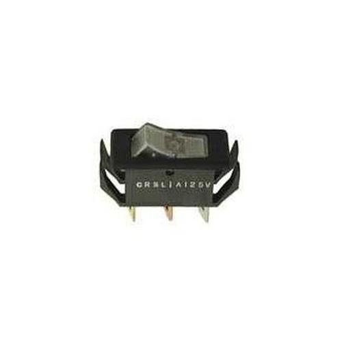 Coates - Pilot/Rocker Switch 120V Lighted