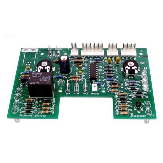Pentair  Thermostat Circuit Board Lid Mm '97