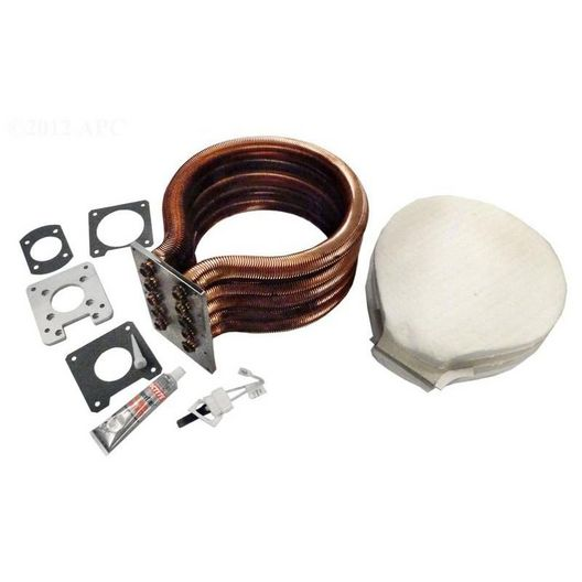 Pentair - Tube Sheet Coil Assembly Kit for Max-E-Therm 333/MasterTemp - 604304