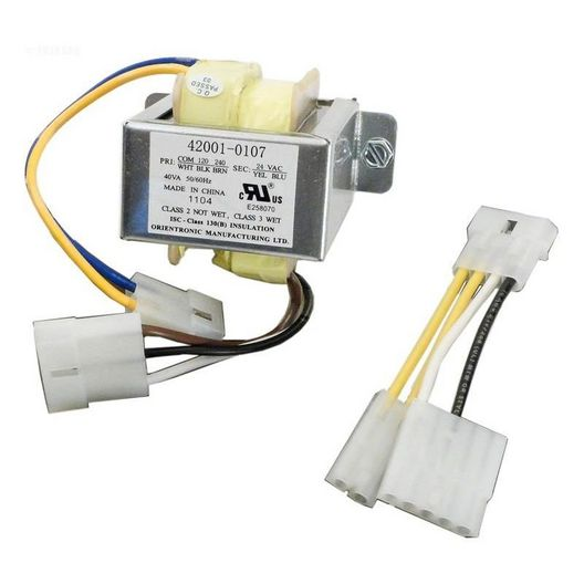 Transformer (Dual and Single Adapter) for Max-E-Therm