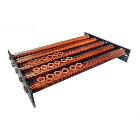 Pentair  Heat Exchanger Less Headers  300