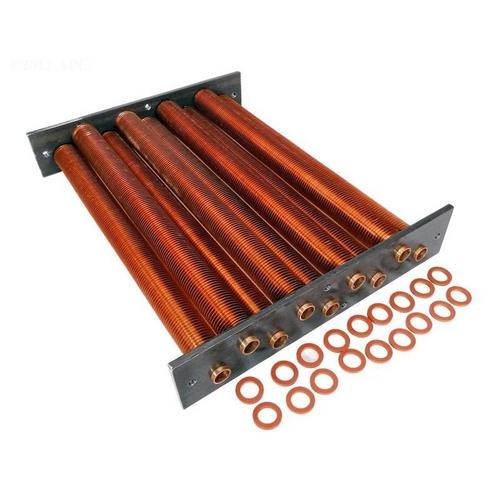 Pentair - Heat Exchanger, Less Heads 250
