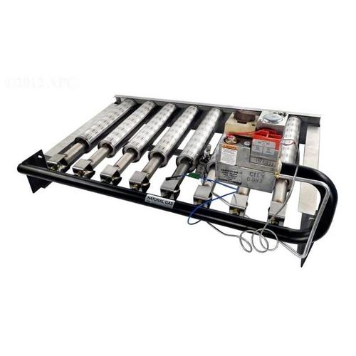 Pentair - Burner Tray Assembly 400 Nat Millivolt