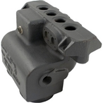 Inlet Outlet Header, Cast Iron, 105