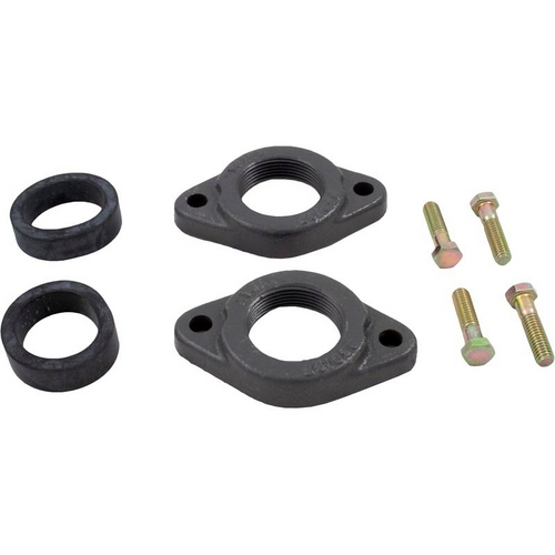 Raypak - Flange Kit In/Out 1-1/2in. - Mod.151/105