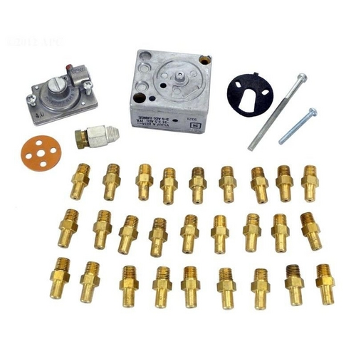Raypak - Conversion Kit, Versa Propane to Ng, 335-405