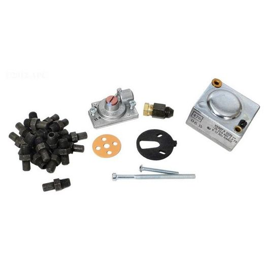 Raypak  Conversion Kit Nat to Propane 185 265
