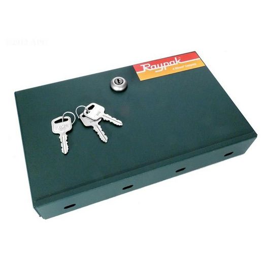 Raypak - Cover/Lock, Poolstat - 604523