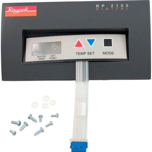 Raypak - Control Panel, Iid, Digital - 604581