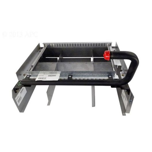 Burner Tray with Manifold with O Burners 335