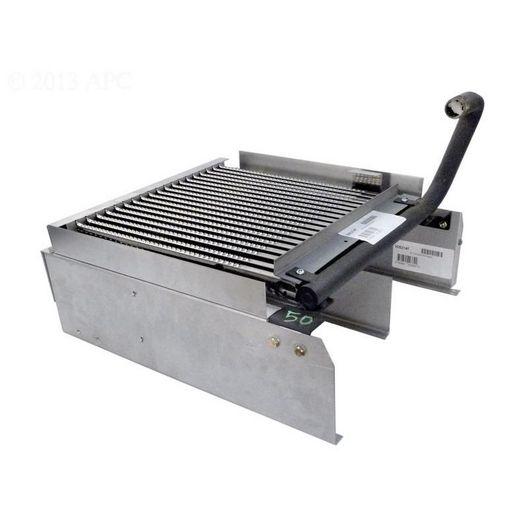 Raypak - Burner Tray with Burners 265 - 604623