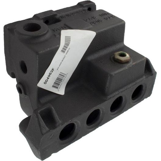 Raypak - Header, Inlet/Outlet, Ci - 604679
