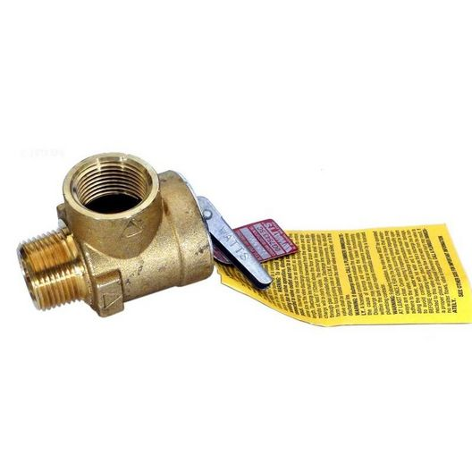 Valve, Relief 3/4in. 50# (ASME)