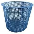 Marine Skimmer Basket, Plastic Coated Metal